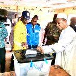 Election législative 2020 en Guinée Conakry