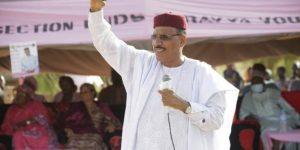 Présidentielle au Niger: Mohamed Bazoum, arrive en tête du second tour de la présidentielle nigérienne avec 55,75% des voix